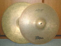 "Zildjan A  14"" NEW BEAT HI HA"