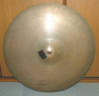 "Zildjan A  20"" MIDIUM RIDE"