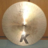 "Zildjan K 18"" Dark Crash"